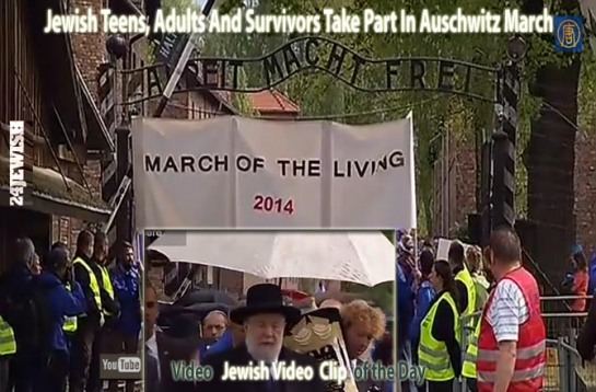Auschwitz March