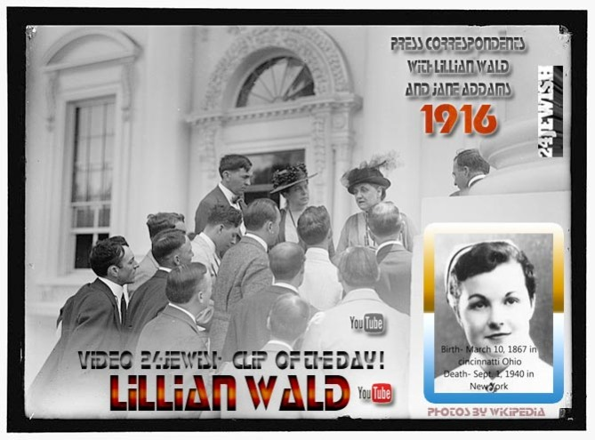 clip-Lillian Wald