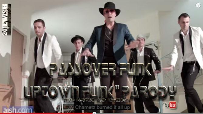 clip-Passover Funk