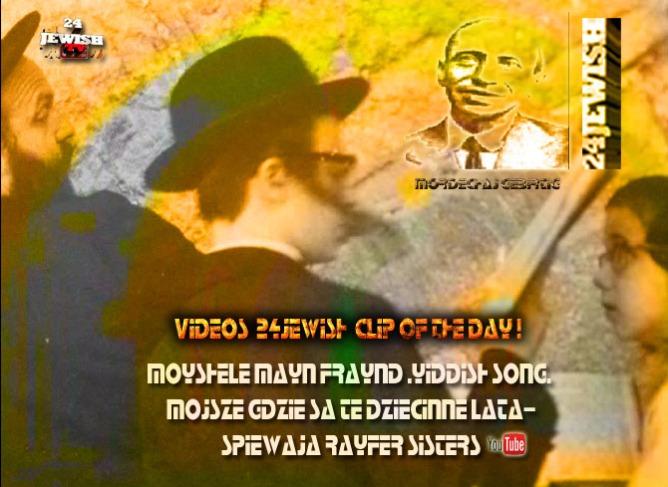 clip-Mordechaj Gebirtig1